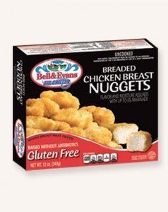 Bell & Evans Gluten Free Chicken Nuggets