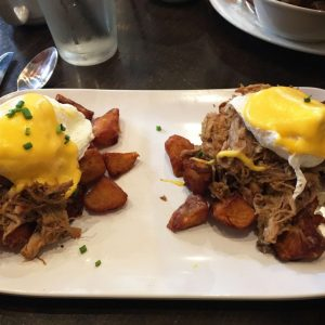 Ruby Slipper Cafe New Orleans Eggs Cochon