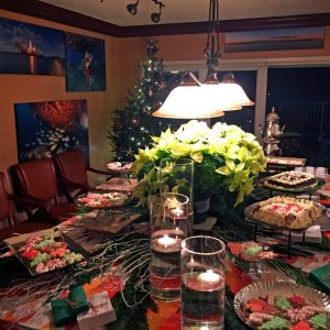 Present of Presence Holiday Party Gluten Free Gluten-free
