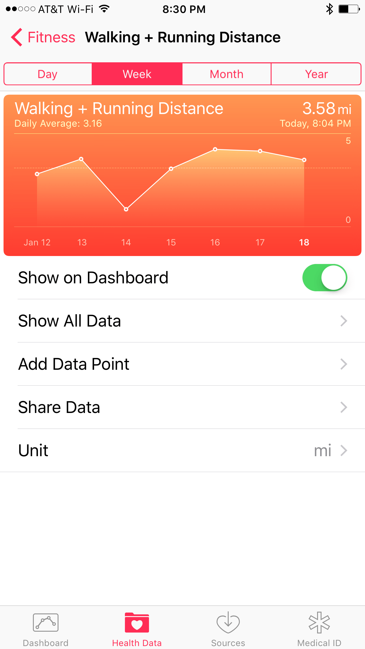 Accountability Exercise Iphone FitBit Well Being