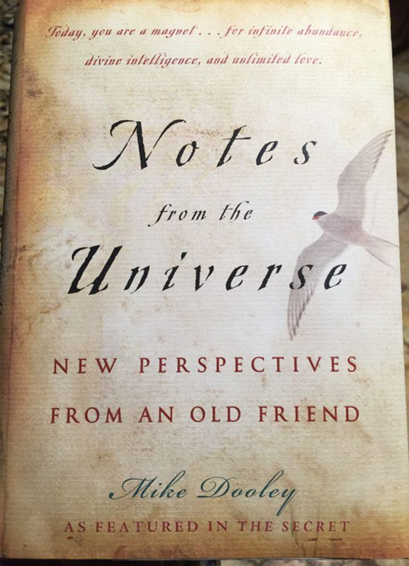Inspiration Notes from the Universe Jet (Zen)gine