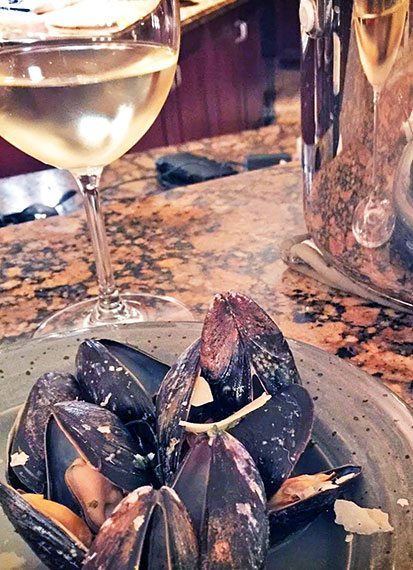mussels white wine recipe gluten free