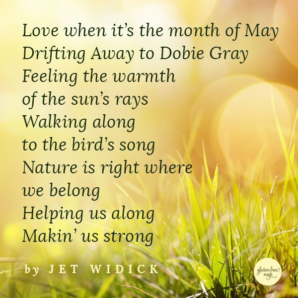 spring is in the air dobie gray drift away jet widick poem