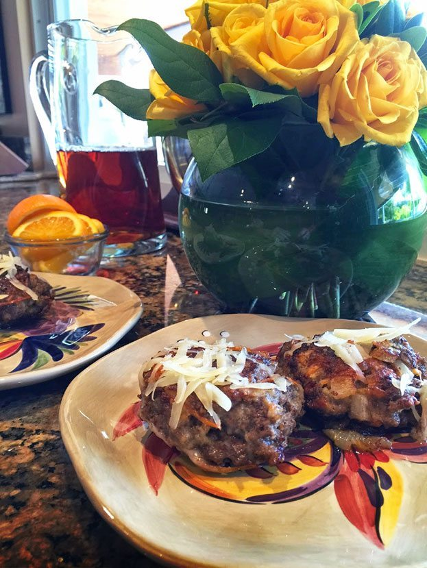kentucky derby matchstick carrot burgers gluten free party