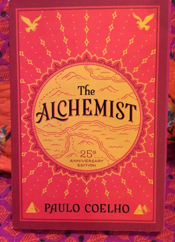 paulo coelho the alchemist universe is conspiring to help you