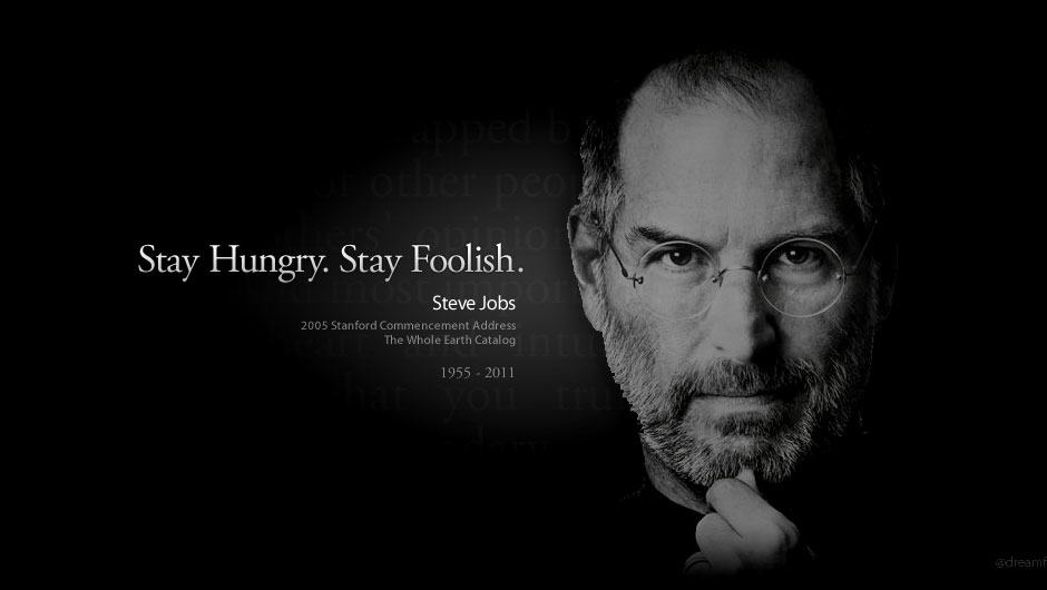 stay hungry stay foolish steve jobs quote whole earth catalog