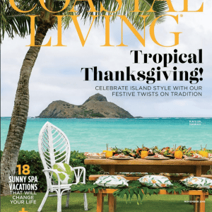 hospitality gluten free sage friends make me happy coastal living november 2016 issue