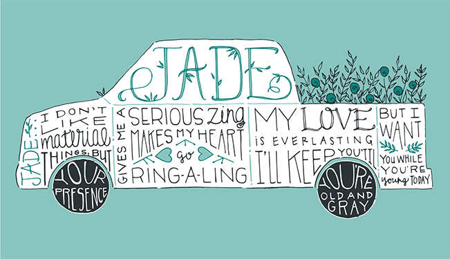 your mass is critical jade poem sage words illustration kimberly taylor-pestell
