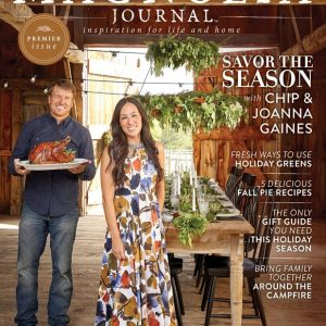 hospitality gluten free sage friends make me happy magnolia journal premiere issue 2016