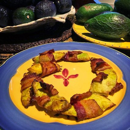 many ways to eat avocado bacon wrapped gluten free recipe