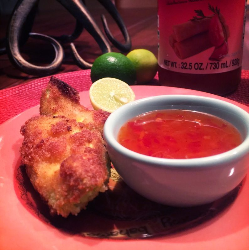 many ways to eat avocado fried with chili sauce gluten free recipe