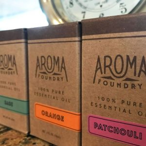 aroma foundry essential oils nature's apothecary natural healing celiac disease