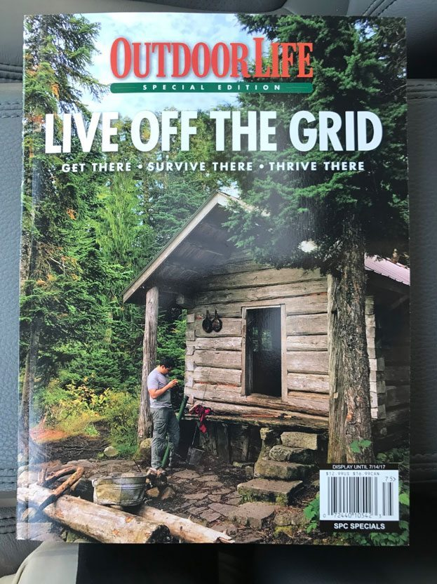 oudoor life live off the grid homesteading ideas disconnect to reconnect digital detox simplify