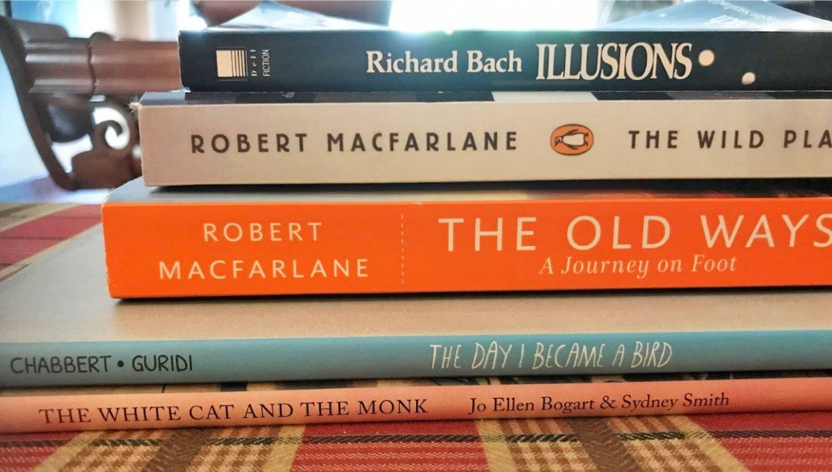 perfect summer reading robert macfarlane