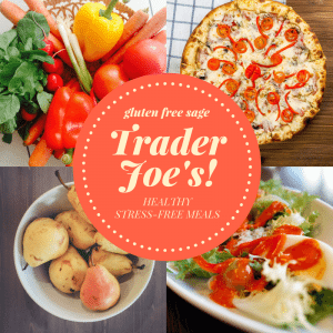 trader joe's gluten free holiday meal planning