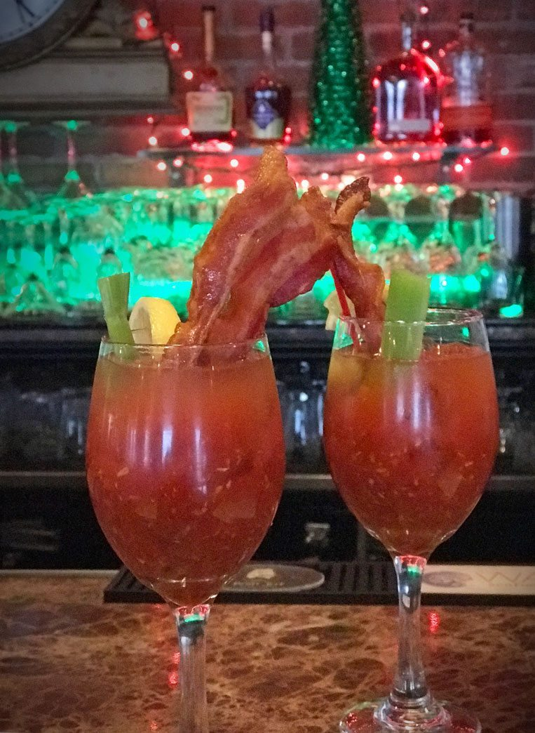 lift your gluten free holiday spirits bloody mary