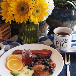 life after silent celiac disease gluten free banana pancakes dream big coffee mug