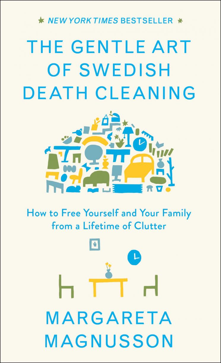 gentle art of swedish death cleaning favorite books and links