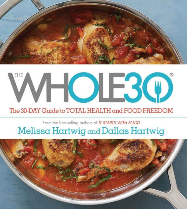melissa hartwig whole 30 book cover favorite books and links