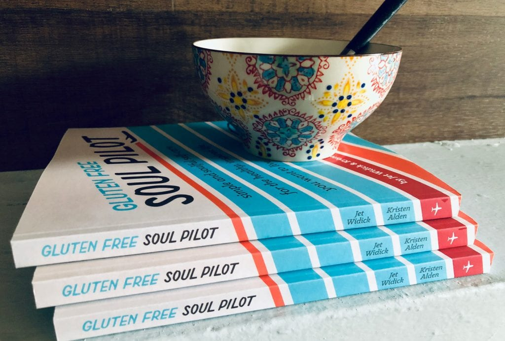gluten free soul pilot self-care book giveaway goodreads november